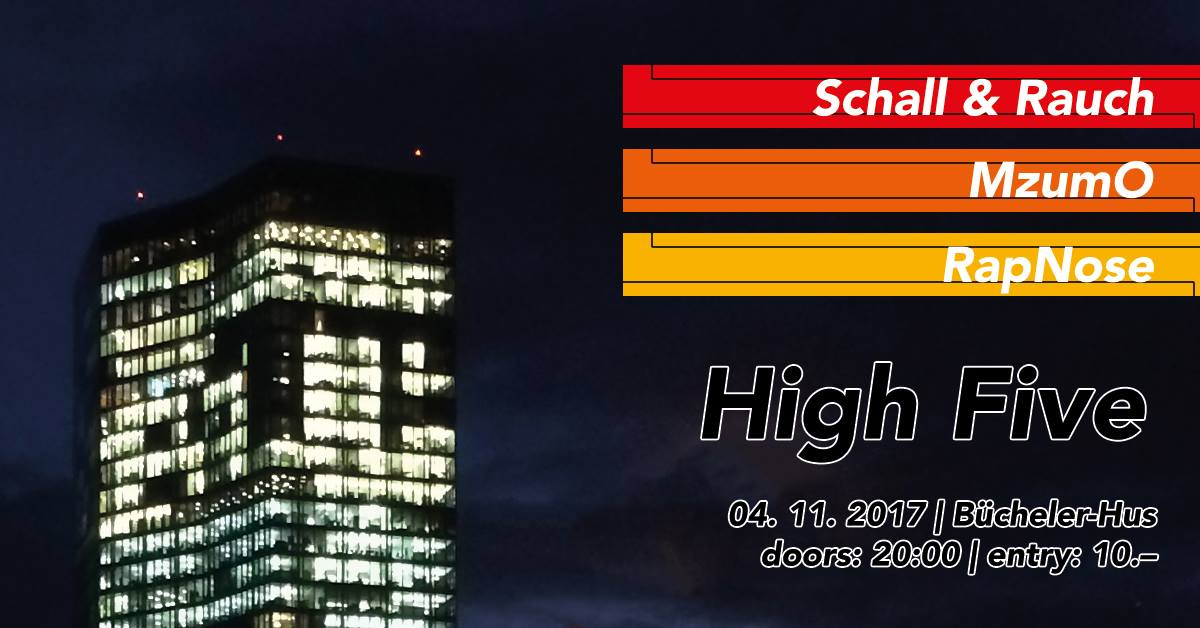 High_Five_Bücheler_Hus_Kloten_flyer_2017